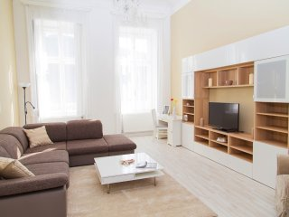 Two Bedroom Riverside Danube Central Apartments
