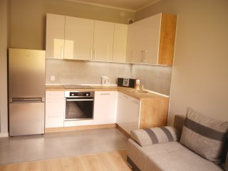 Cozy modern groundfloor apartment  + free parking!, Torun