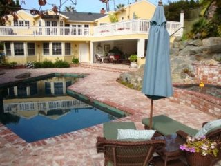 Large Estate W/ Pool Oasis, Walk to beach & town, Laguna Beach