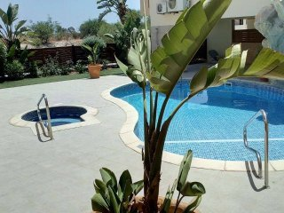 Homely 1 bedroom flat with communal swimming pool, Tersefanou