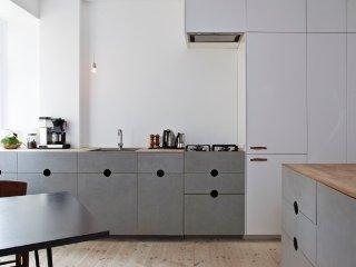 Refurbished Copenhagen apartment near Sankt Hans square