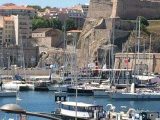 Appartement a deux pas du Vieux port et du quartier du  Panier
