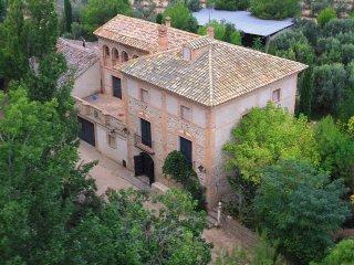 La vivienda Principal de Torre de Campos, Ainzon