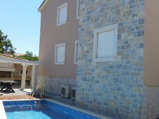 Amazing Stone Villa with Pool in Biograd