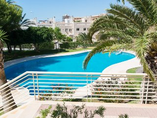 Idyllic 3 Bed Apartment with Stunning Sea Views, Campello