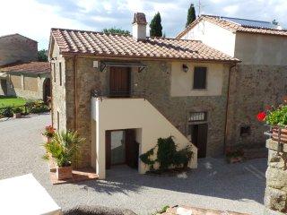 Casa Vacanze Villa Maria - appartamento Fabrizia, Anghiari