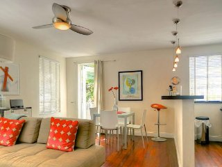 Miami Beach - The Raleigh: pool and private garden !