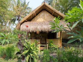 Backpacker Bungalow, Rinjani Beach Eco Resort