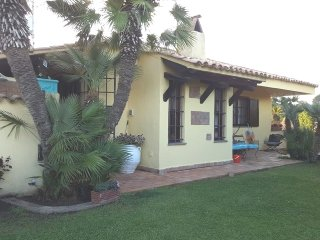 A nice Villa in a residence with a privat beach