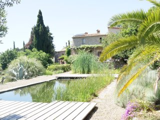Stone Villa in Tuscany, Private Natural Pool, Gard, Roccatederighi