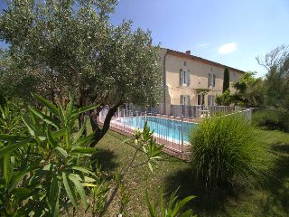 Uzès Gard, Big charming country house 12p private pool