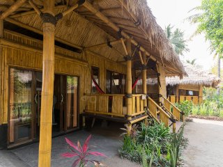Family Bungalow, Rinjani Beach Eco Resort, Tanjung
