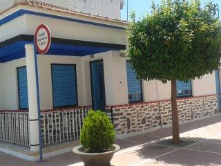 La casa azul, Santiago de la Ribera