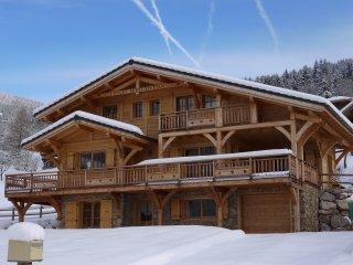 MountainXtra Chalet Mont D'Evian