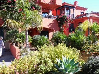 Apartment Bonita Hills Ferienwohnung  free WLAN, Sitio de Calahonda