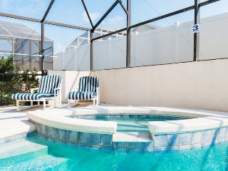 4 Bed Home, Pool & Spa, 10 min to Disney (4792-CUM