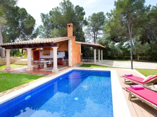 Lovely guest house in the countryside in Mallorca