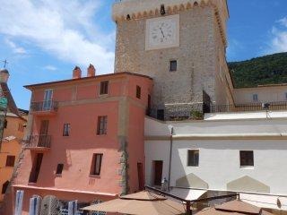La casa della Torre dei Templari, San Felice Circeo