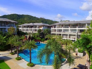 Luxury 3 BDR duplex apartments at Naithon beach, Nai Thon
