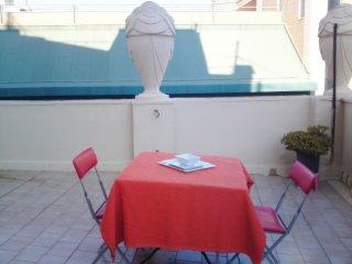 Atico de lujo plaza ayuntamiento townhall terrace, Valencia