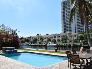 Resort Home on Intercoastal, Hallandale Beach