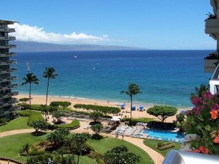 Whaler 923 - 2 Bedroom, 2 Bath Ocean View Condo, Lahaina