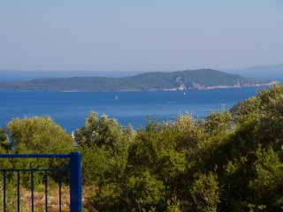 Villa Stella – beautiful view on the Bay of Sivota ideal for relaxing