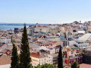 City Center, Stunning Views of Lisbon, Free Wifi
