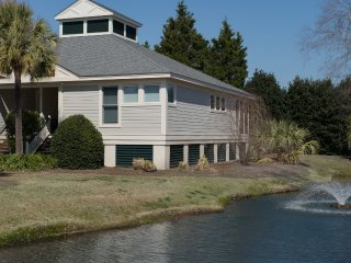 2Bd 2Ba lake view at Litchfield By the Sea, Pawleys Island