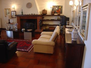 Portion of Luxury Villa with Pool close to Assisi, Asís