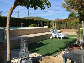 Chalet con piscina y CHILL OUT PRIVADOS, Picon