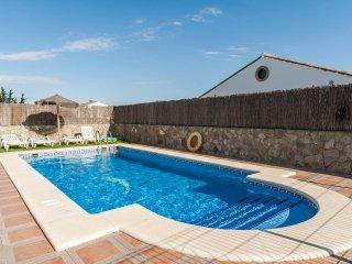 Cortijo en Conil con piscina privada