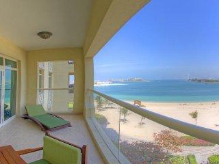 Shoreline 1BR Great palm Apartment, Dubaï