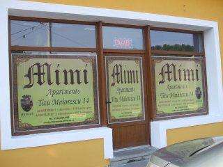 Pensiunea Mimi, Medias