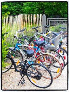 Prêt de vélos enfants et adultes