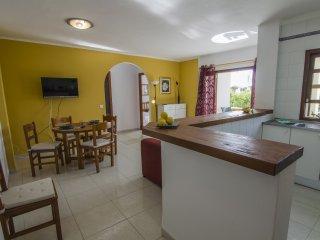 Comfortable apartamento en Cala Ferrera, S' Horta