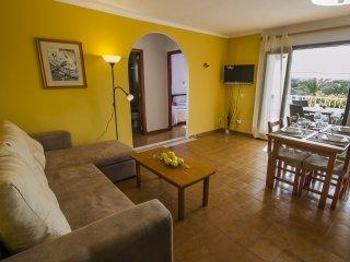 Luminoso apartamento en Cala Ferrera