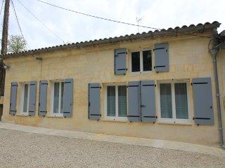 Loft aux portes de Bordeaux de 120 m2 - 2 chambres grands lits