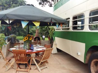 The Brandy Bus - Renovated Bus in Quite Paradise, Nairobi