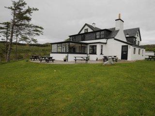 Scaliscro Lodge, Isle of Lewis
