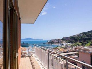 Appartamento panoramico  nuovo a Gaeta centrale