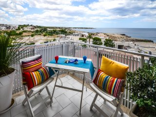 Blue Sea – apartment with front sea view, Polignano a Mare