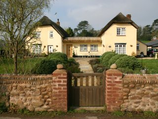 Badgers Den Holiday cottage, Budleigh Salterton