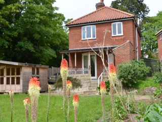 Substantial Detached Residence and Large Garden
