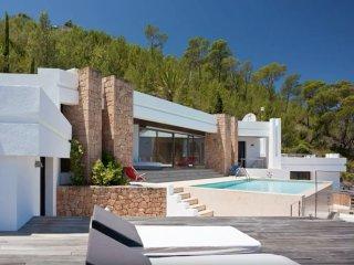 Villa exclusiva, íntima y paradisiaca en Ibiza, Cala Vadella