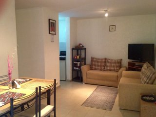 Cozy apartment fully equipped and good location, Ciudad de México