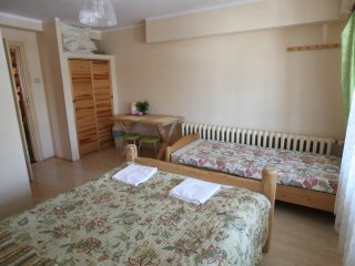 Zakopane St. Stanislaw House room with bathroom sleeps 2-3