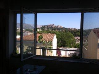 Grey red loft, Athens