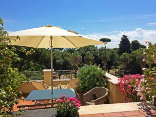 Boutique penthouse & Wonderful Terrace-Rome centre