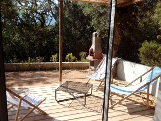 Studio,  10mn from Porto Vecchio and beaches